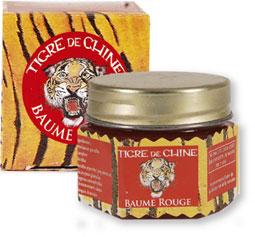 Baume du tigre rouge de Sino Equilibre